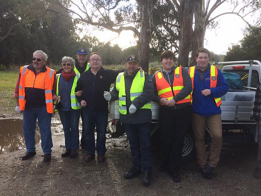 Rotary Club of Seymour will be collecting rubbish along the Seymour to Yea arterial. We will meet either at 9.00am at McDonald's in Emily street for breakfast or opposite the Yea entrance to Seymour near the town signage at 9.30am (for those who wish to skip the breakfast part). The activity takes 1.5 to 2 hours so we are comfortably finished in time for lunch.