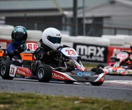 Karting is the worlds most affordable form of motorsport.