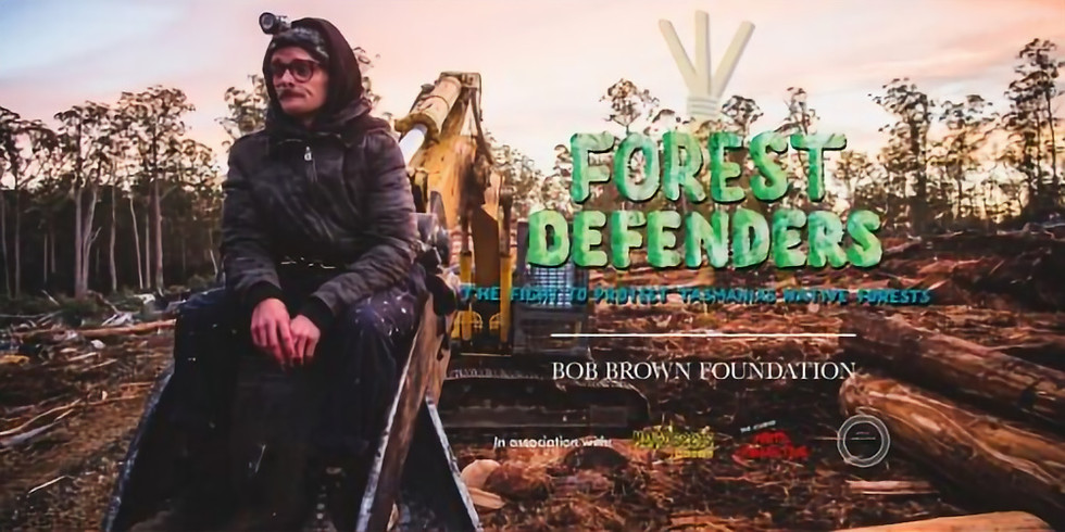 Forest Defenders is the first in a series of screenings of Movies That Matter brought to you by BEAM