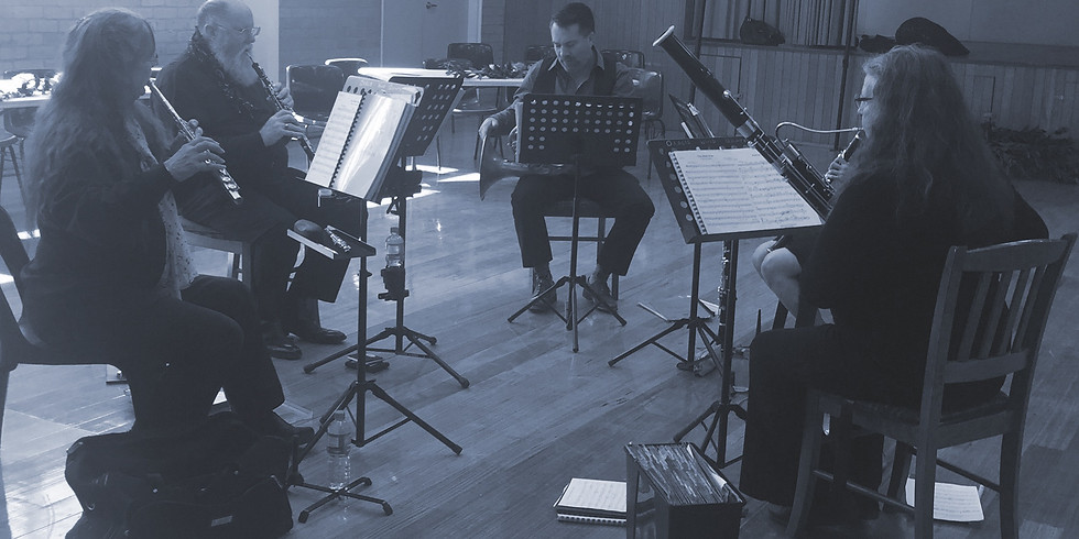 Short Straw Sessions - Oxalis Wind Quintet
