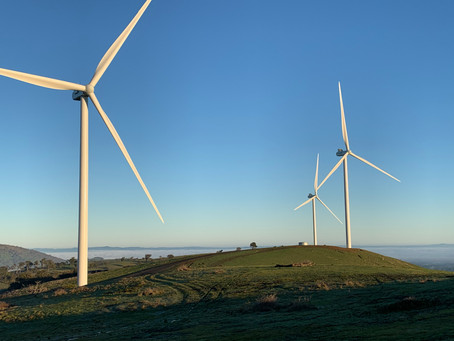 Cherry Tree Wind Farm