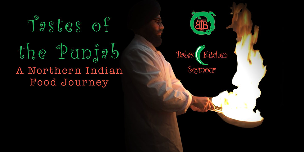 Tastes of the Punjab - 18th August