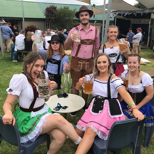 The 7th annual Tooborac OkTOOBerfest is back with the same hearty family festival feel. Some say October we say OkTOOBer!