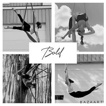 bold aerial choreography