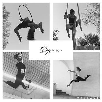 organic aerial choreogrphy