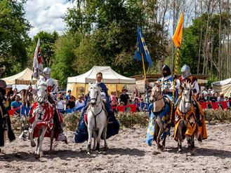 Un spectacle de Chevalerie époustouflant et inédit pour la 2nd édition du Festival Médiéval Sud Giro