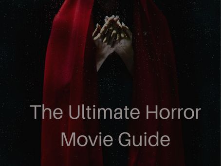 Blogtober! - 100 Scary Movies