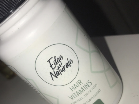 Edge Naturale - Hair Vitamins