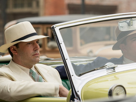 Page to screen: Structure in Live By Night