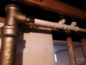 PVC Pipe Repair