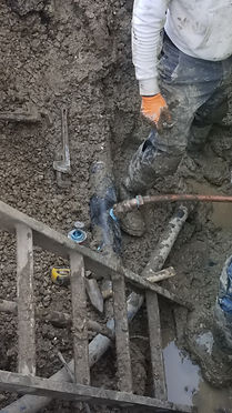Installing a Water Service