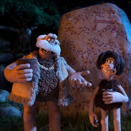 Beyond a joke: Secret storytelling in Early Man