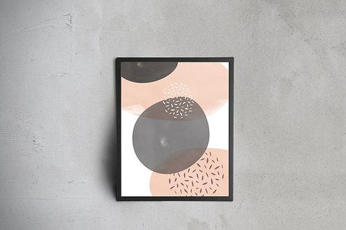 Poster za uređenje interijera MICROBIOLOGY