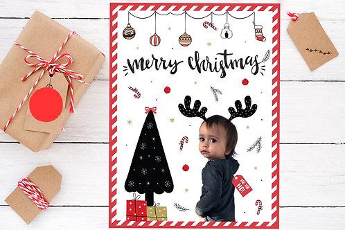 Christmas edition - personalizirani poster