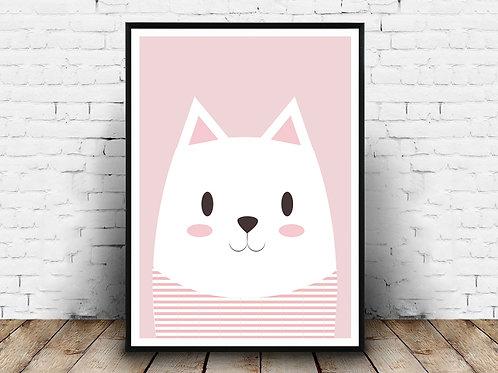 Ilustrirani poster CAT