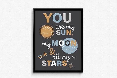 Ilustrurani poster YOU ARE...