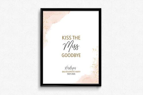 Kiss the miss