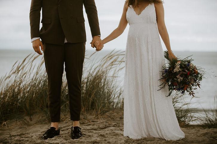 Bohemisk bryllupsbilleder