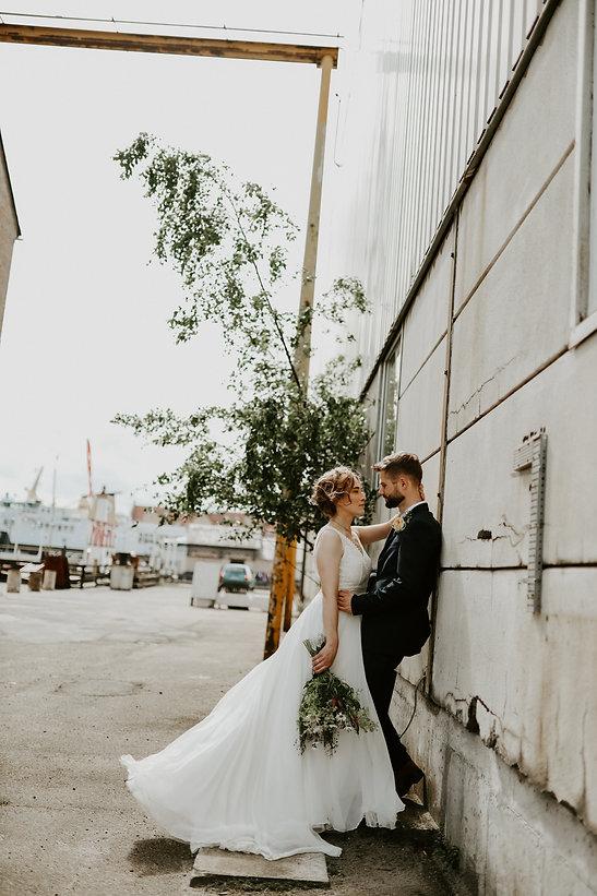 Bohemisk bryllup