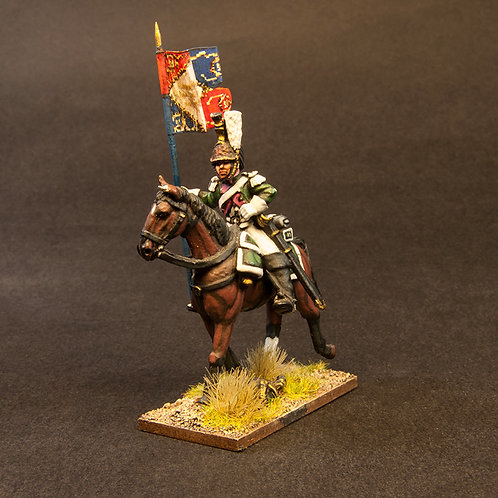 FNFR207: French Dragoons pre 1812 - Command (3 figures)