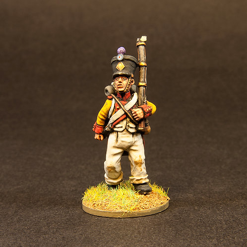 FNFR202: French Line Infantry 1807-12 - Centre Company (6 figures)