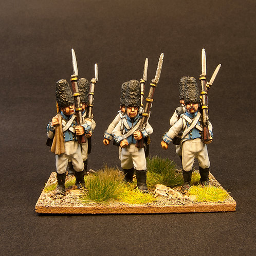 FNSP603: Spanish Line Infantry - Grenadiers (6 figures)