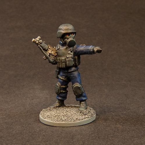 NFSW101: SWAT Team - Alpha (8 figures)
