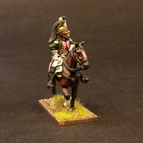 FNFR210: French Dragoons pre 1812 - Full Set (12 figures)
