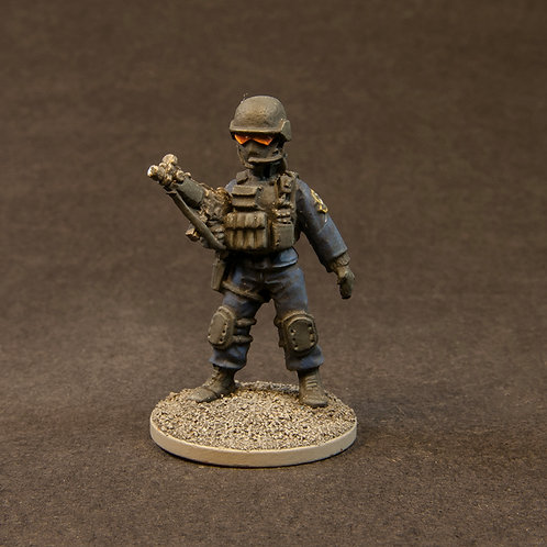 NFSW102: SWAT Team - Bravo (8 figures)