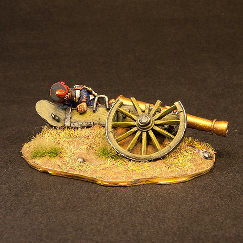FNFR252: Early French Line Artillery - Casualties (2 figures)