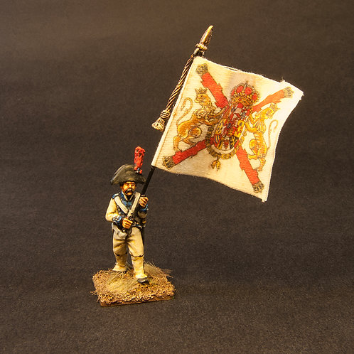 FNSP600: Spanish Line Infantry - Command (6 figures)