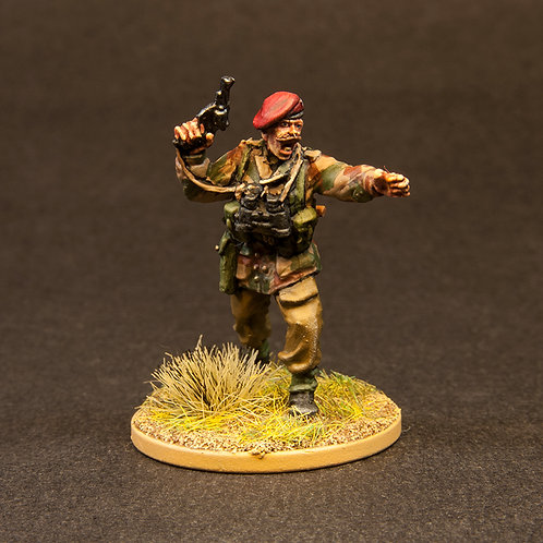 EBPA801: British Paras - Command (4 figures)