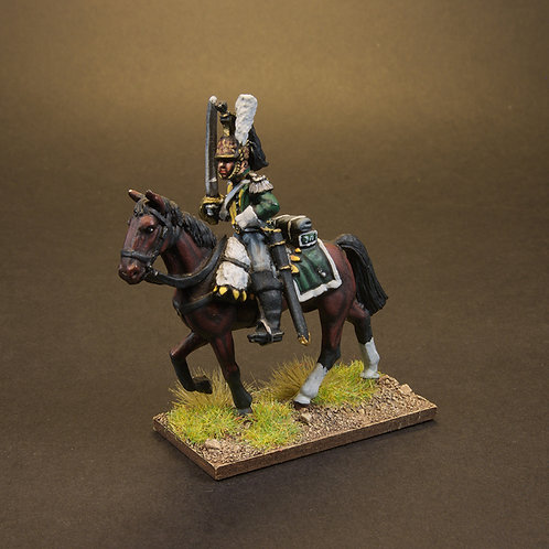 FNFR226: French Dragoons Post 1812 - Elite Company (3 figures)