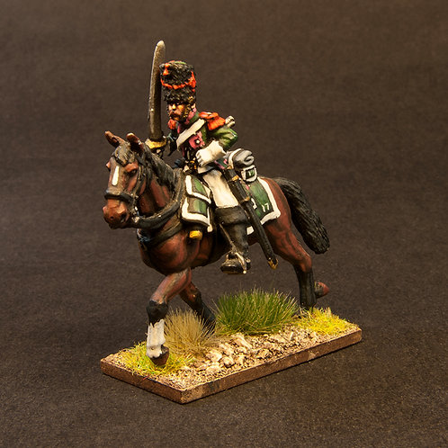FNFR209: French Dragoons pre 1812 - Elite Company (3 figures)