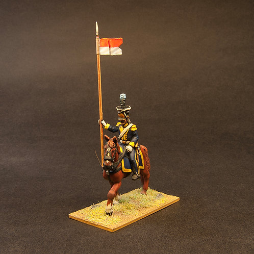 FNFR502: French Polish Lancers - Centre Company (3 figures)