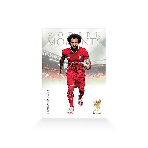 Mohamed Salah Moments Base Card