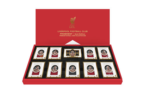 LIVERPOOL PROMINENT Gold Edition II - Presentation Boxed Set