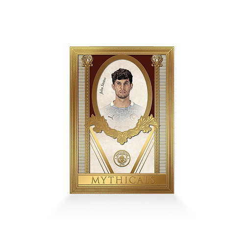 John Stones Mythicals 24ct Gold Plated