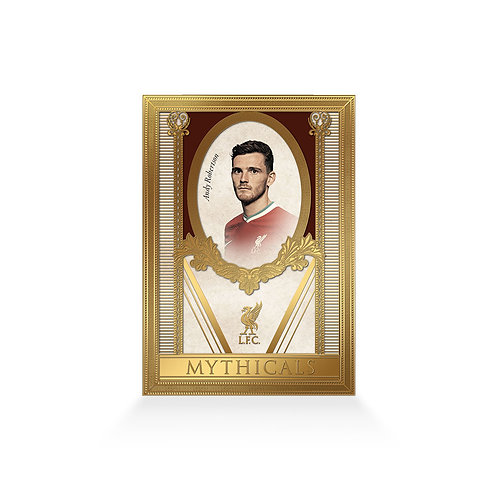 Andrew Robertson Mythicals 24ct Gold Plated