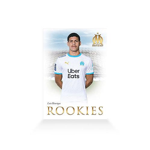 Luis Henrique Rookies Base