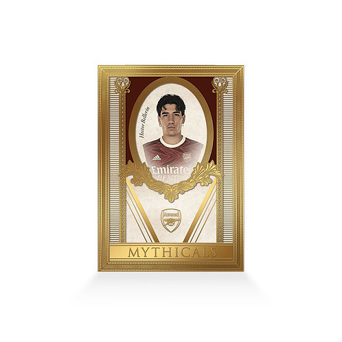 Hector Bellerin Mythicals 24ct Gold Plated