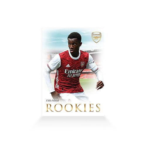 Eddie Nketiah Rookies Base