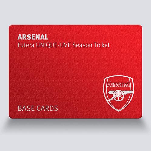 SEASON TICKET - Arsenal Moments Base Cards