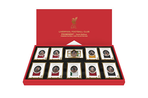 LIVERPOOL PROMINENT Gold Edition I - Presentation Boxed Set
