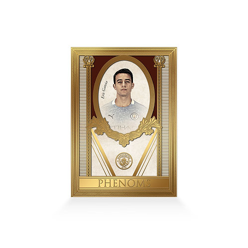 Eric Garcia Phenoms 24ct Gold Plated