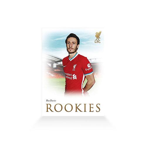 Ben Davies Rookies Base