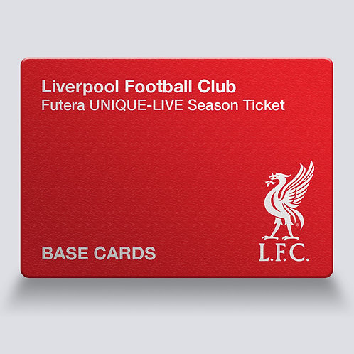 SEASON TICKET - Liverpool Moments Base Cards