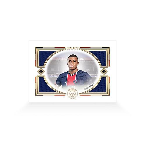 Kylian Mbappé Legacy Memorabilia