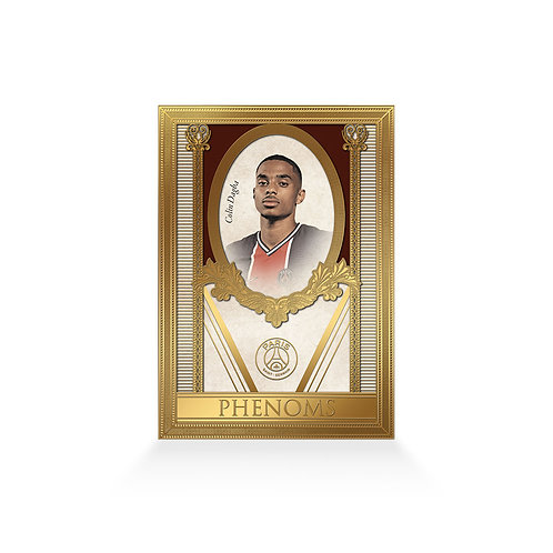 Colin Dagba Phenoms 24ct Gold Plated