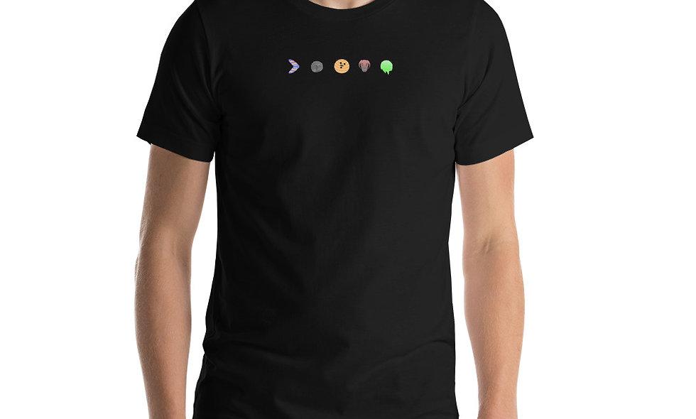 Pixel Ball Balls Unisex T-Shirt